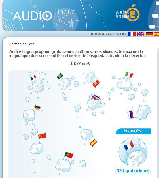 audio lingua