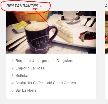 loogares restaurantes