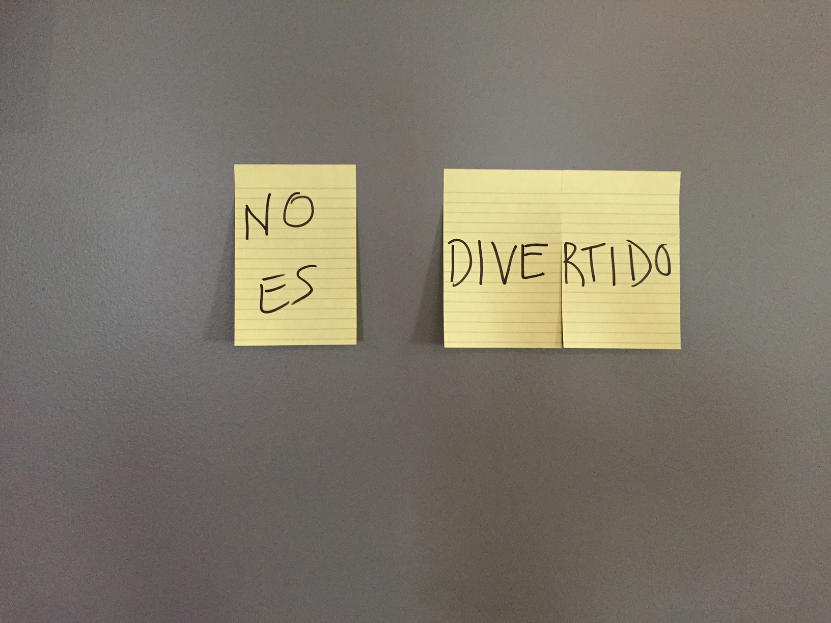 postit no divertido