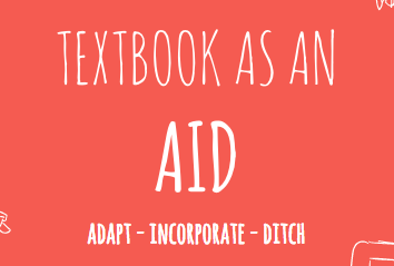 Textbook as AID: #actfl16 slideshow and checklist
